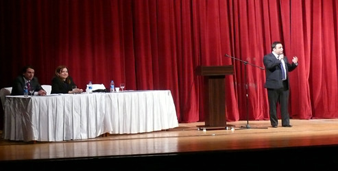 Üsküdar Üniversitesi rehber öğretmenleri bilgilendiriyor