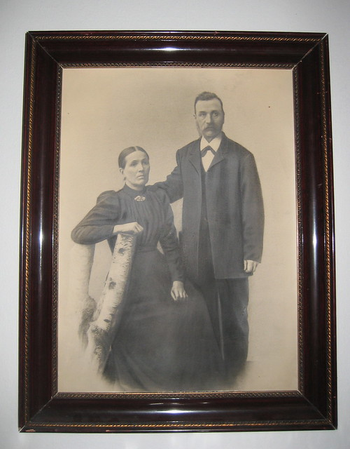 Great grandparents' picture