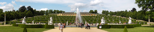 Sanssouci in Potsdam, Germany