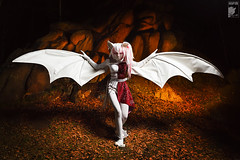 Lyum (albino bat) - original