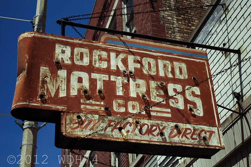 Rockford Mattress Co. by William 74