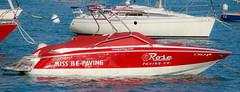 sailing(0.0), sailboat racing(0.0), ship(0.0), catamaran(0.0), sailboat(1.0), vehicle(1.0), f1 powerboat racing(1.0), boating(1.0), motorboat(1.0), watercraft(1.0), boat(1.0),
