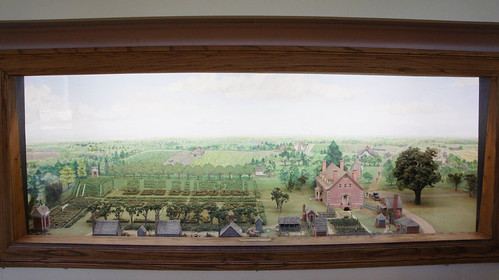 Gunston Hall Visitor Center Diorama