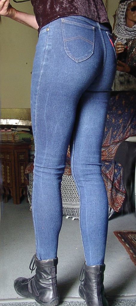 Are certainly nice tight ass jeans