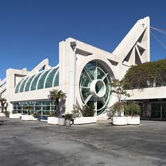 San Diego Convention Center - Arthur Erickson