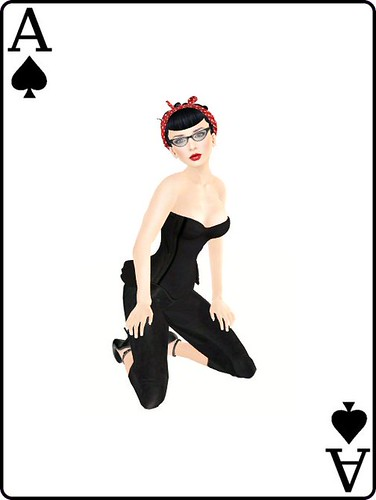 Ace Pin-up