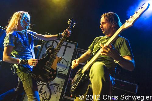 Black Stone Cherry - 05-14-12 - The Fillmore, Detroit, MI