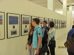 Participación de los fotógrafos mexicanos Alinka Echeverría y Gonzalo Lebrija en la Bienal de Fotografía de Moscú