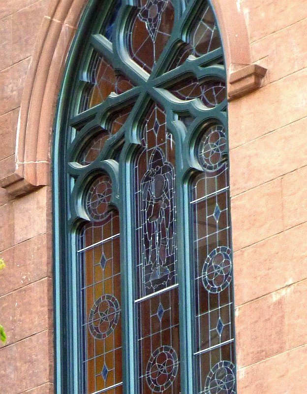 St. Brigid's Window