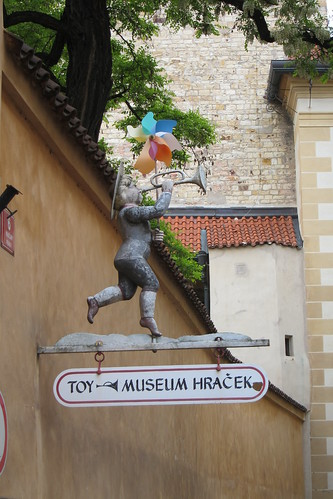 Toy Museum in Prague by Anna Amnell