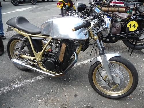 Yamaha 500 SR Café Racer by EasyriderFXDWG