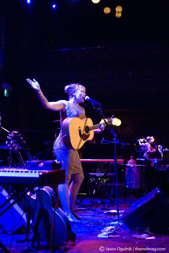 Elin Ruth @ GAMH, SF 5/16/12