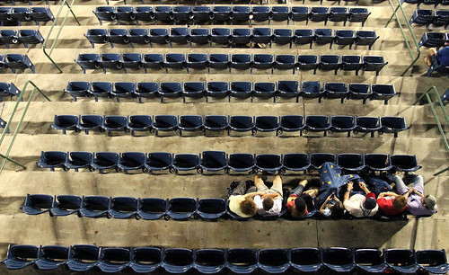 seats fans viewfromabove mississippibraves pearlmississippi