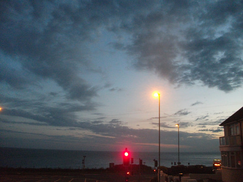 Saltdean sunset
