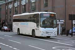 Go North East Y782 MFT Volvo Plaxton B10M Commuter Club in Newcastle