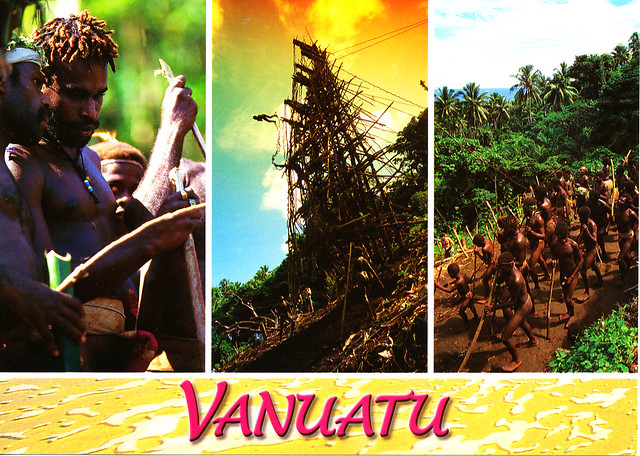 Vanuatu Land Diving