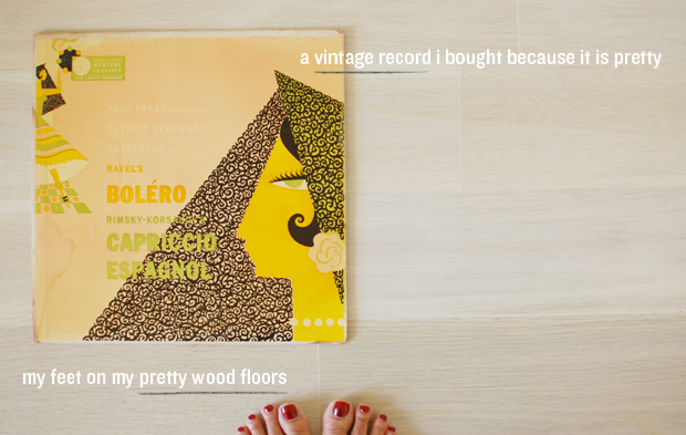 record and floors