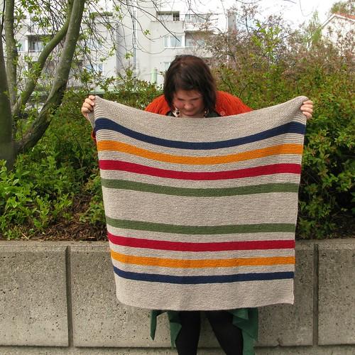 Little boy's blanket