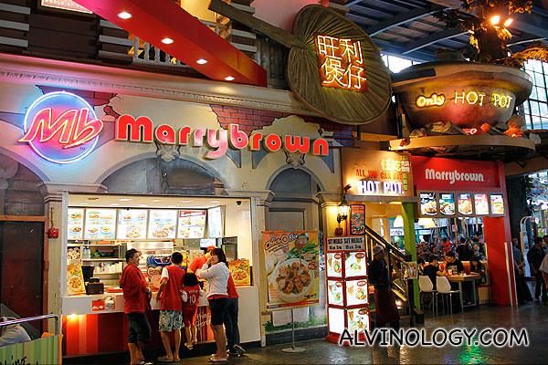 Other restaurants