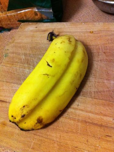 Siamese banana