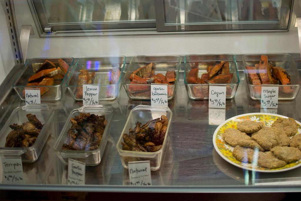 Hama Hama Seafood Company-42