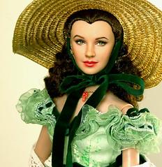 Vivien Leigh as Scarlett, A Tonner Repaint