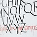 Romanes · Roman Capitals by Oriol Miró Genovart