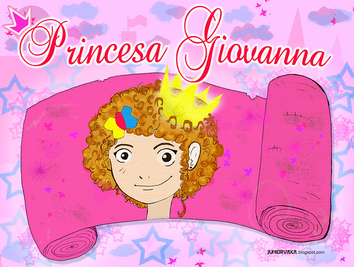 PRINCESA GIOVANNA by JUNIOR VAKA