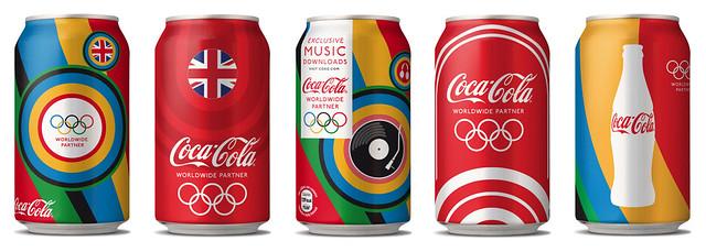 Coca Cola London 2012.