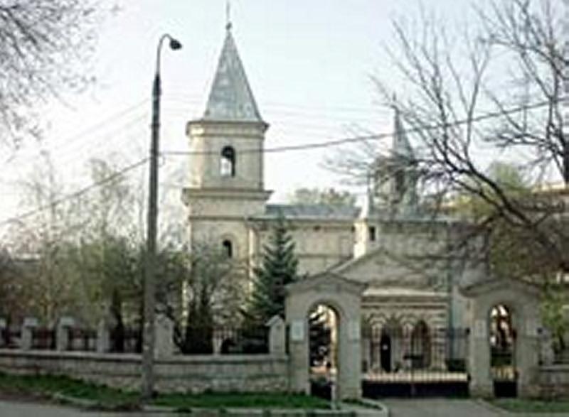 Biserica armenească apostolică Sf. Maica Domnului