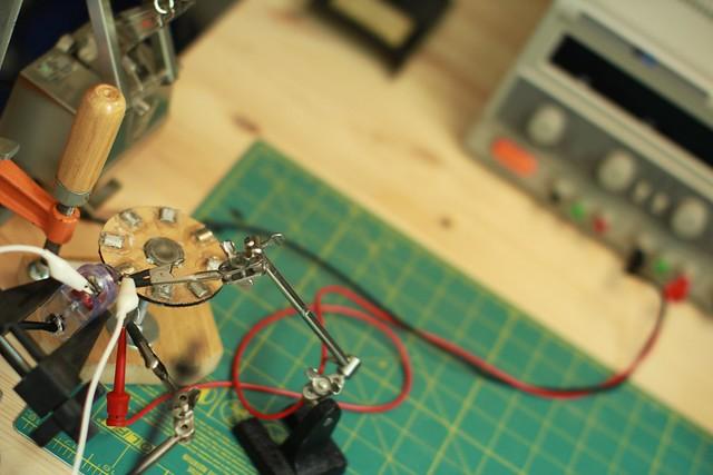 Electromagnet Motor