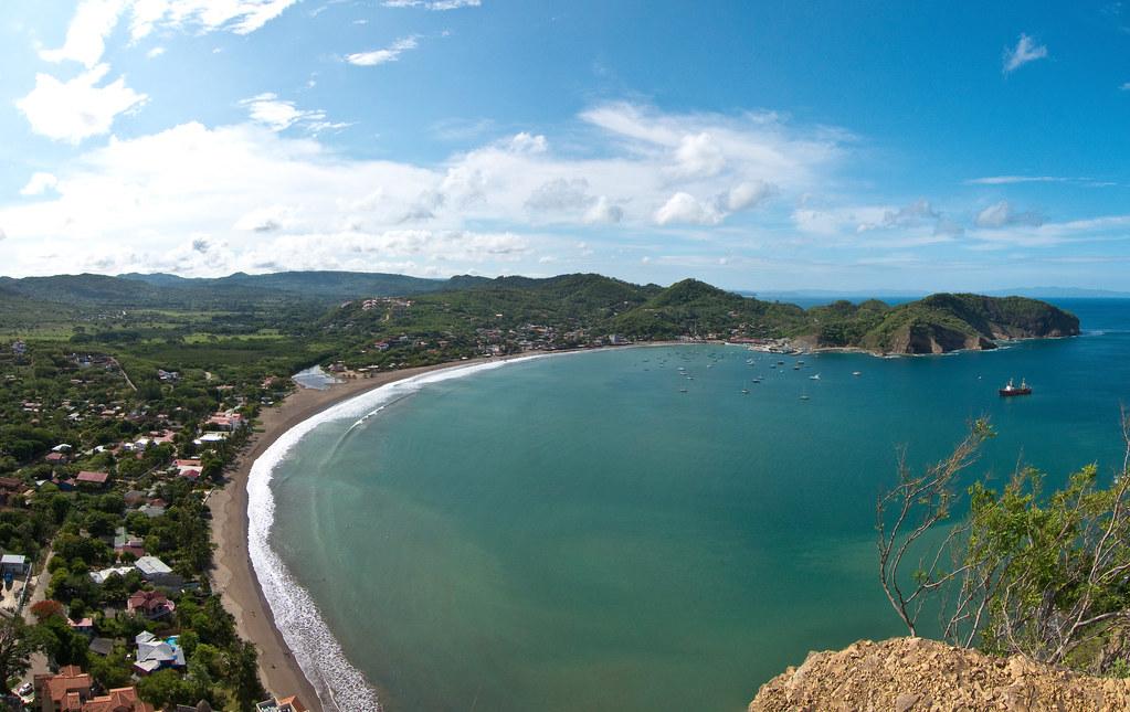 San Juan del Sur пляж