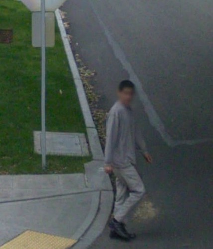 I love when I spot someone goofy on street view by christopher575