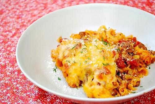 Beefy Macaroni