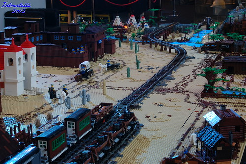 El Bricko 2012 SBS Train Line