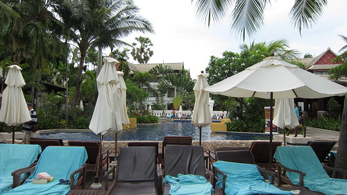 Koh Samui Kandaburi Resort beachpool サムイ島カンダブリリゾート (1)