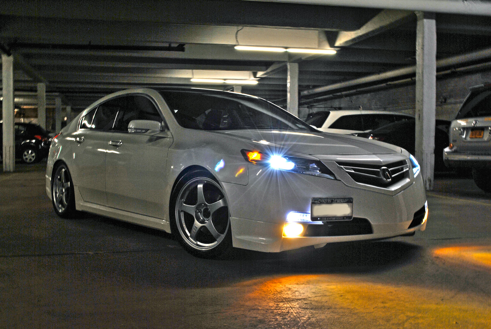 My 2009 Acura Tl Tech W Atlp Exhaust Page 9 Acurazine