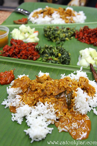 Banana Leaf Rice, Restoran Sri Nirwana Maju copy