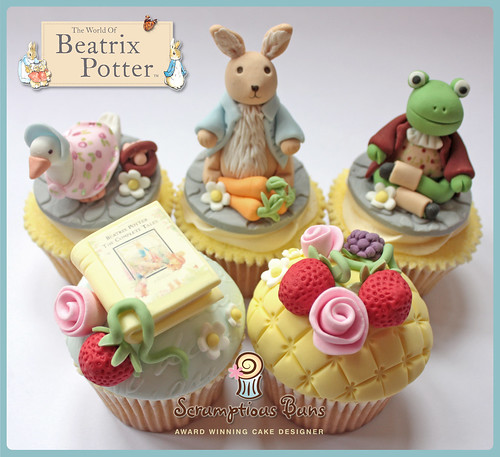 Beatrix Potter Collection by Scrumptious Buns (Samantha)
