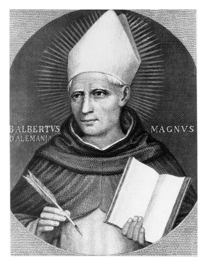 saint albertus magnus and natural philosophy Albertus magnus definition, saint (albert von böllstadt  active and influential in  promoting the study of natural science and of the aristotelian philosophy.
