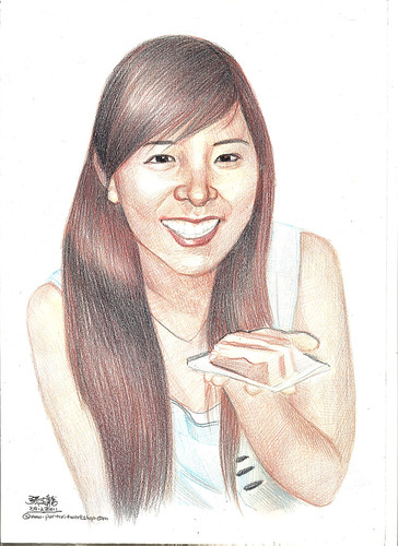 portrait in colourpencil 29122011