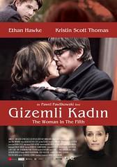 Gizemli Kadın - La Femme du Veme - The Woman In The Fifth (2012)