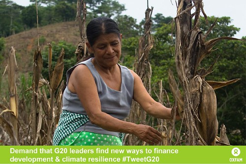 Innovative finance for development and climate resilience