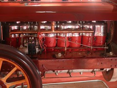 Dufaux 100-120PS 1904 red engine 2