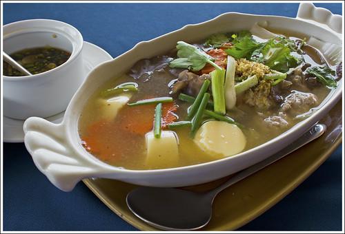 Gaeng Jood (soup)