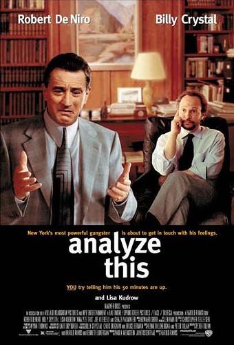 老大靠边闪 Analyze This (1999)
