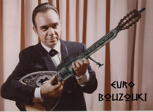 EURO BOUZOUKI by Colonel Flick