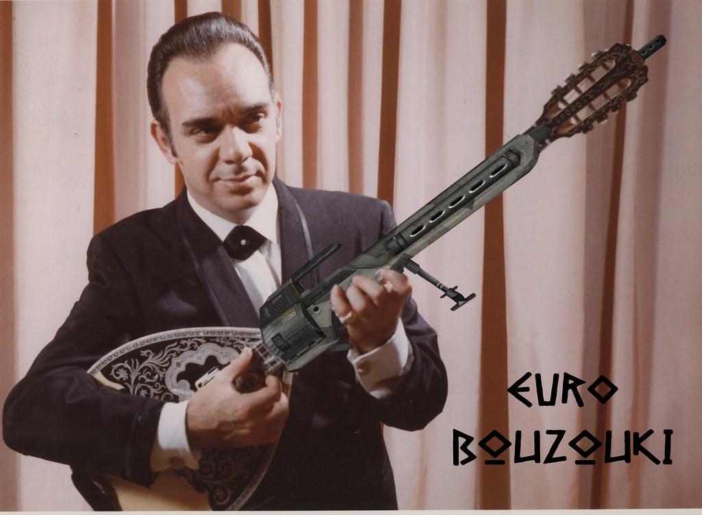 EURO BOUZOUKI