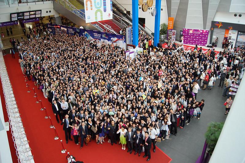 2012 NU SKIN大中華年會NP大合照