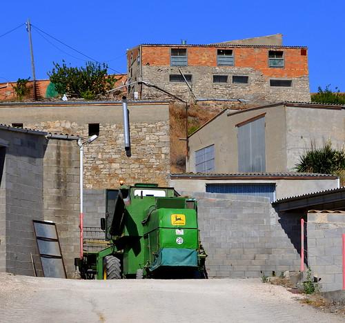 Flickriver most interesting photos from talavera for Maquina de segar